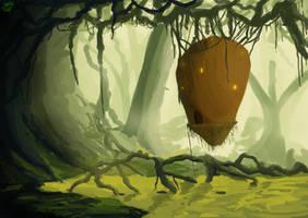 druid of the swamp