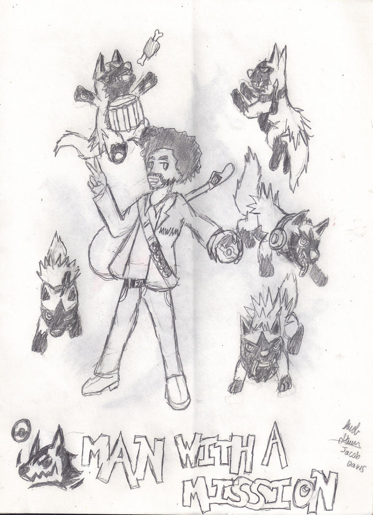 MWAM x Pokemon-2 by jacobspencer04