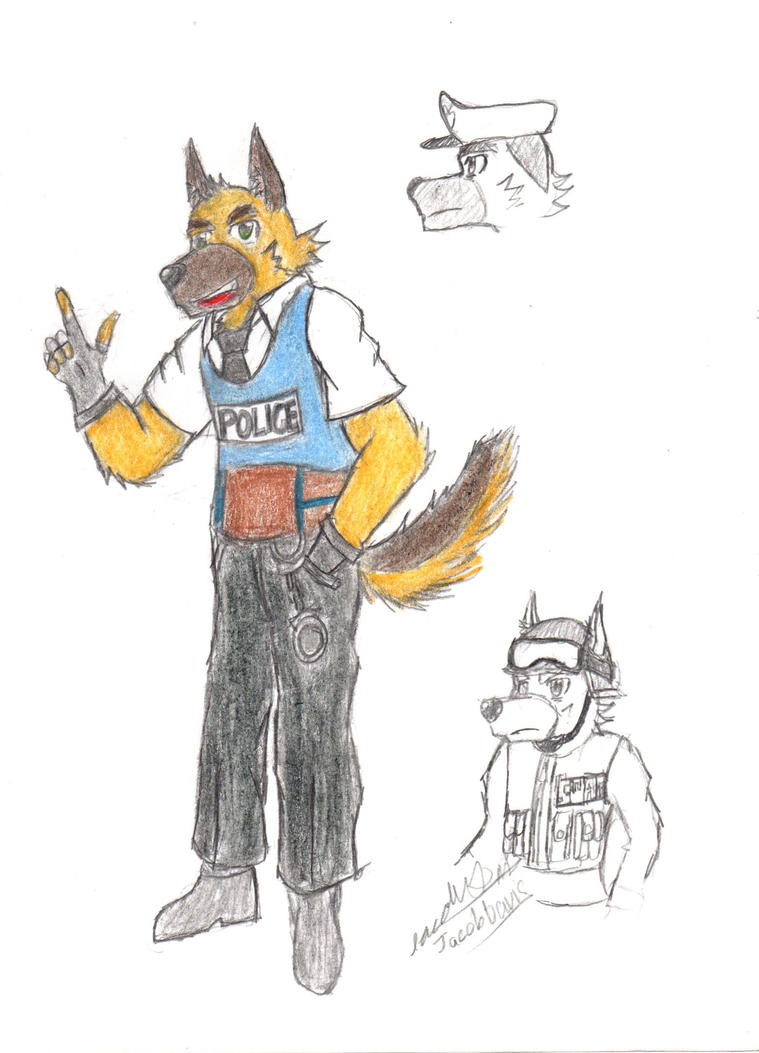 Reporting for Duty by jacobspencer04