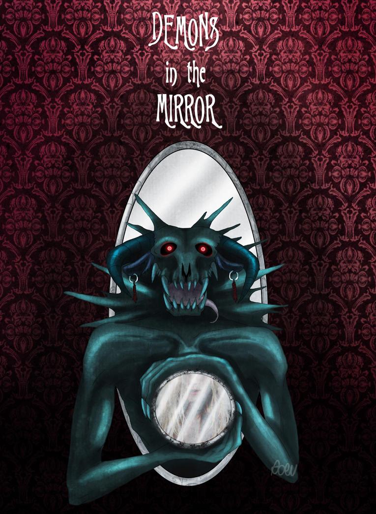 Demons in the Mirror by Roev-Art