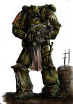 Dark Angel Tactical 5th company