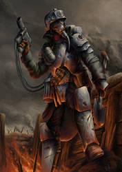 Trench Raider