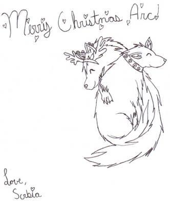 Arcy Merry x-mas C: by Cletzenbougen