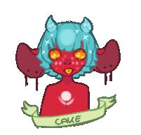 smallest cake by cakeun