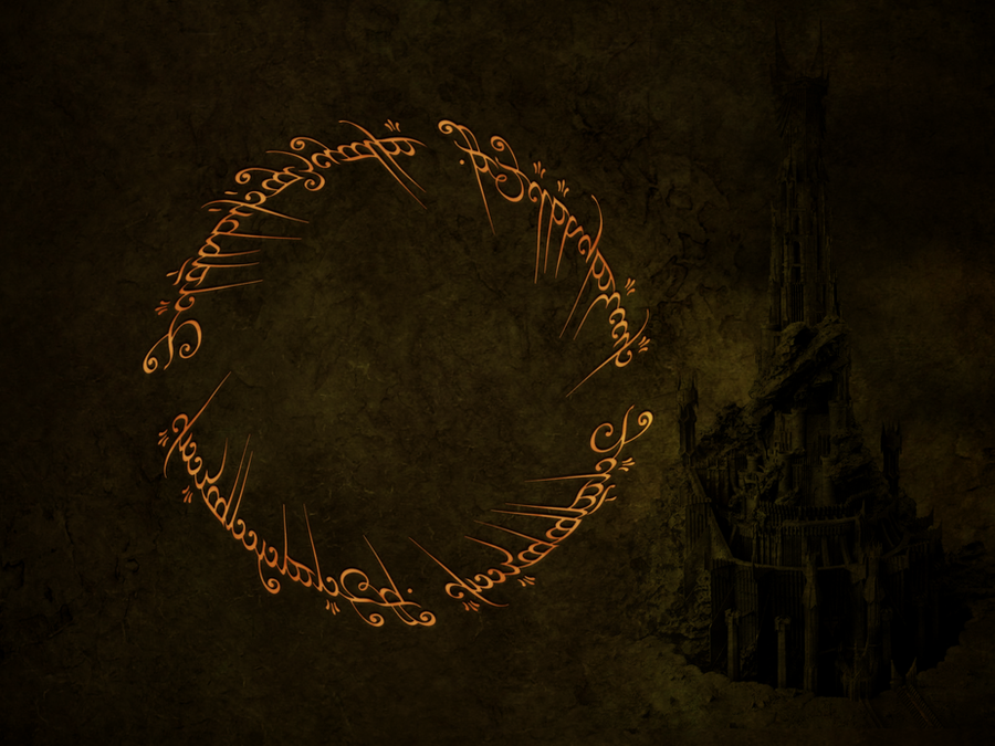 lord of the rings wallpaper by wyld stallyon on deviantart