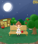 Animal Crossing - Midnight Snack