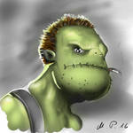 Stapleton Gremlin Killer Colored by jayanam