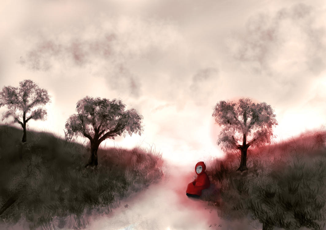 Dream Red by jayanam