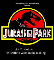 Jurass-Ed Park Logo by DinobotEd