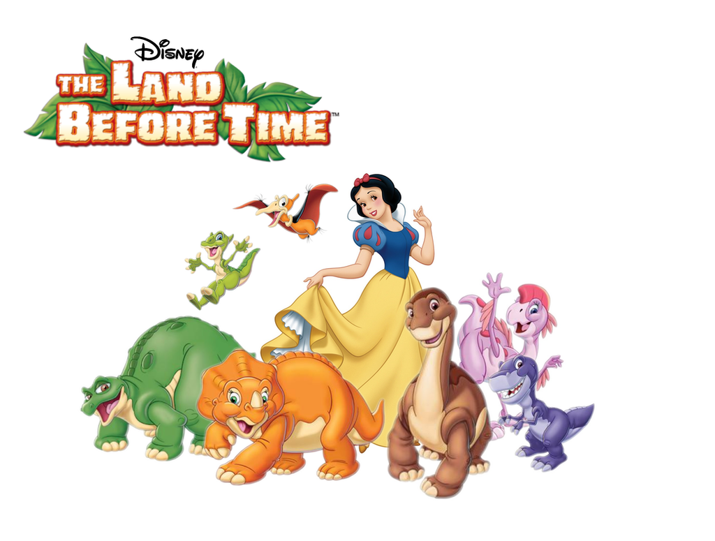 disney u0027s the land before time by dinoboted on deviantart