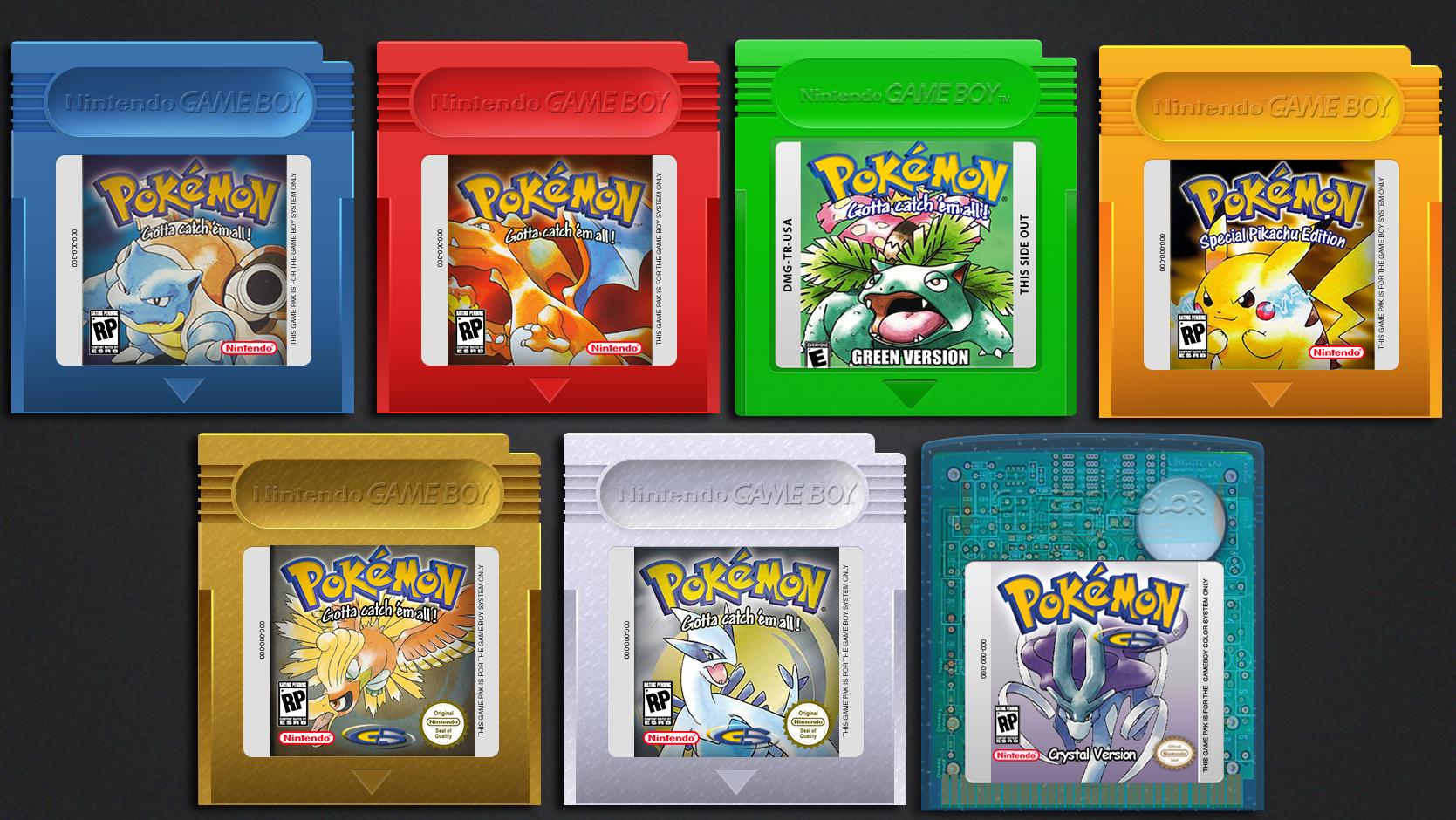 Pokemon games for gameboy color - Pokemon Games By Vitalovitalo Pokemon Games By Vitalovitalo