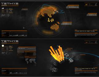 Realtime 3D Statistics I by stereolize-design