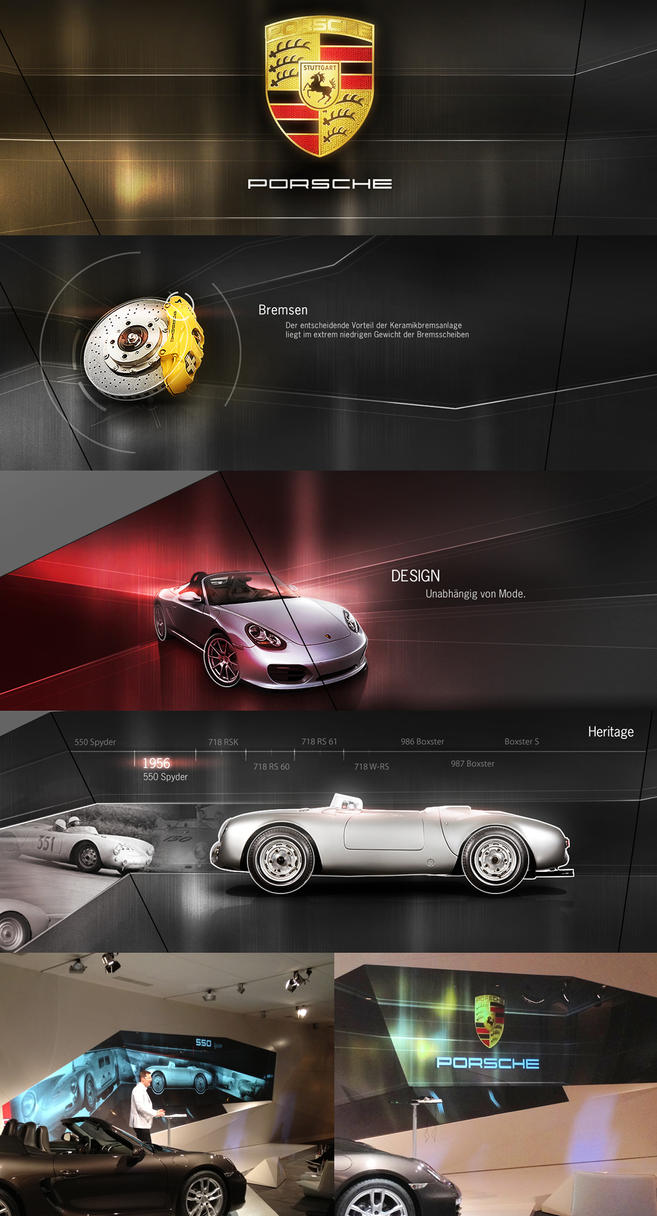 Porsche Boxster 981 - Press Launch, Saint Tropez by stereolize-design