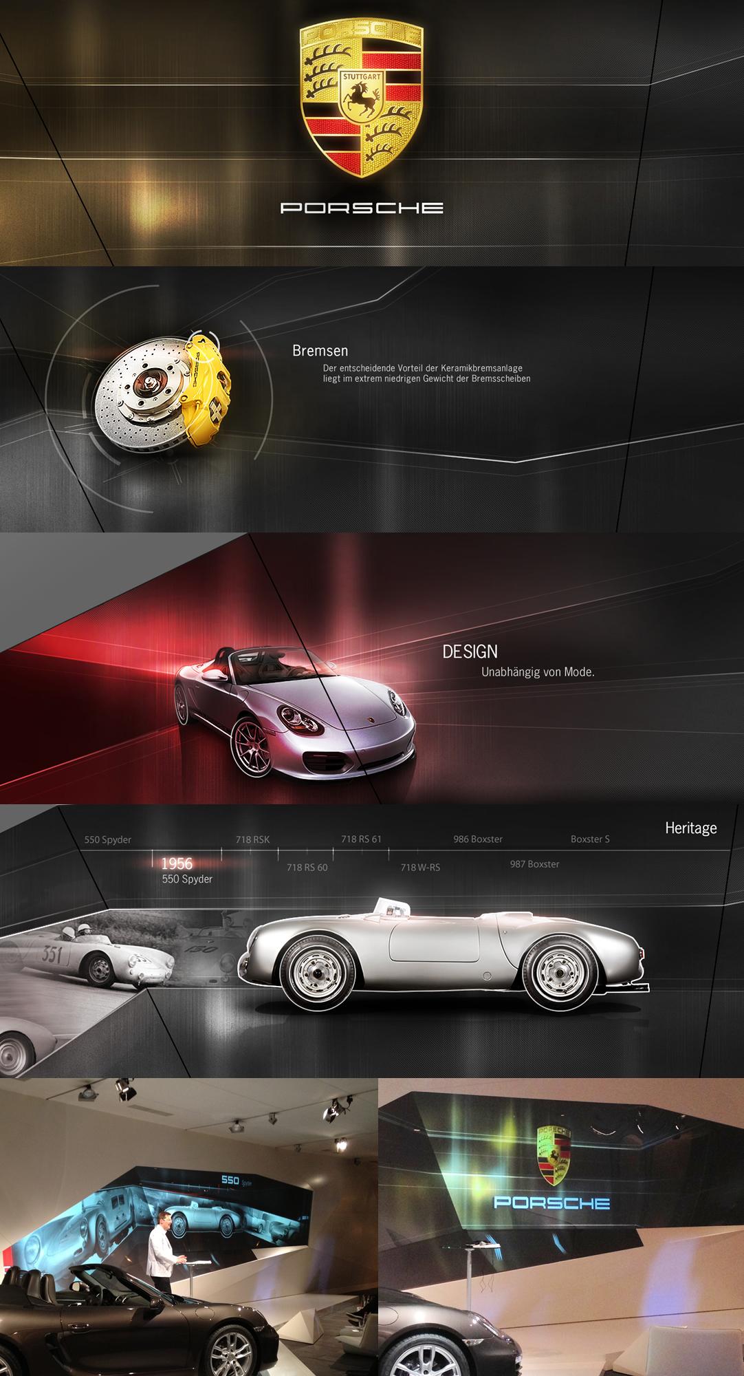 Porsche Boxster 981 - Press Launch, Saint Tropez by stereolize-design