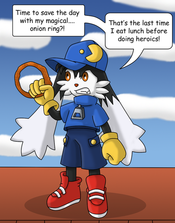 Klonoa's Ring by gameboysage