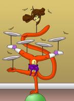 [BDAY] Balancing Act