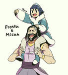 Frosta and Micah