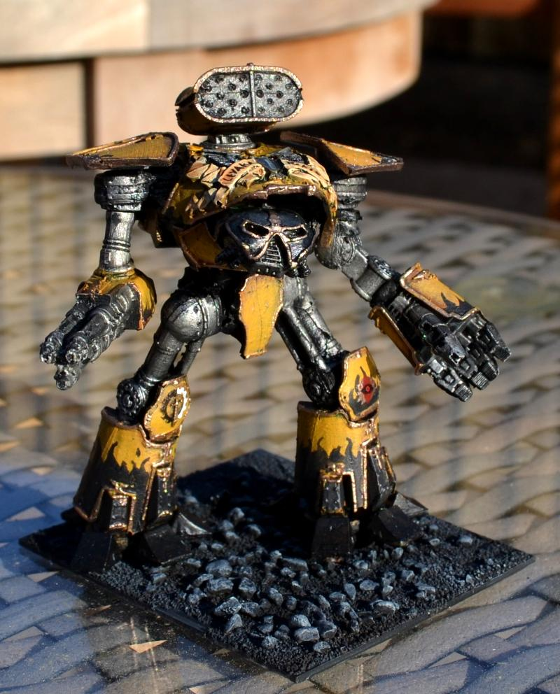Epic true scale reaver by Coconutdawn