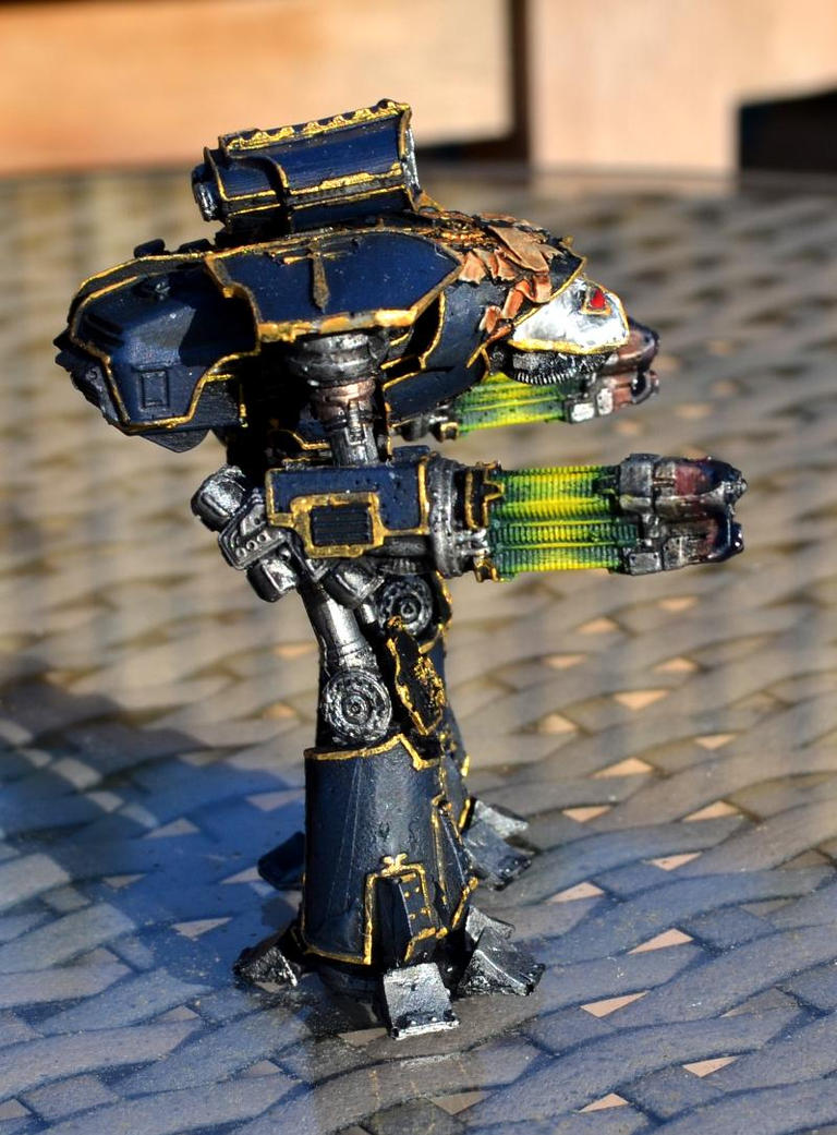Epic true scale Reaver 2 by Coconutdawn