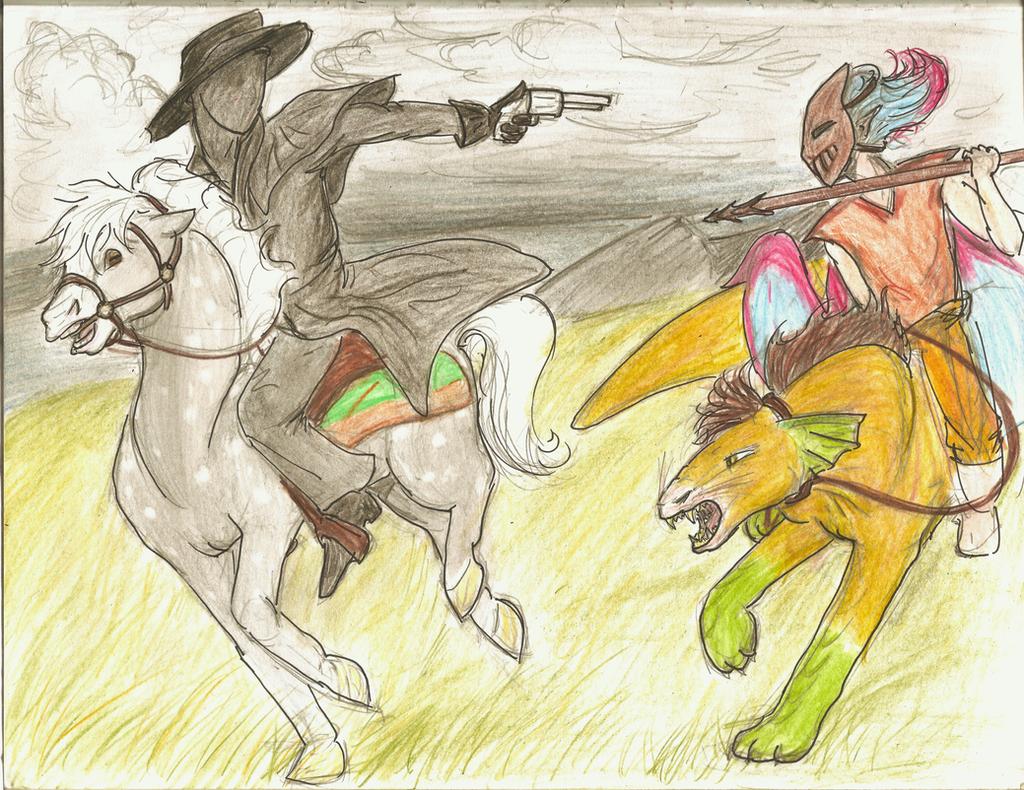 FIGHT! by PicktreeBrag
