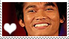 Tony Jaa Stamp by ElizaMoonchild