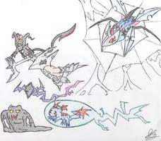 Evil Force by Juxshoa