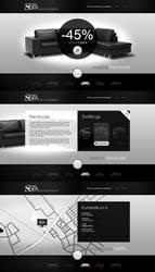 EuroSofa micro site by TomasDolezal
