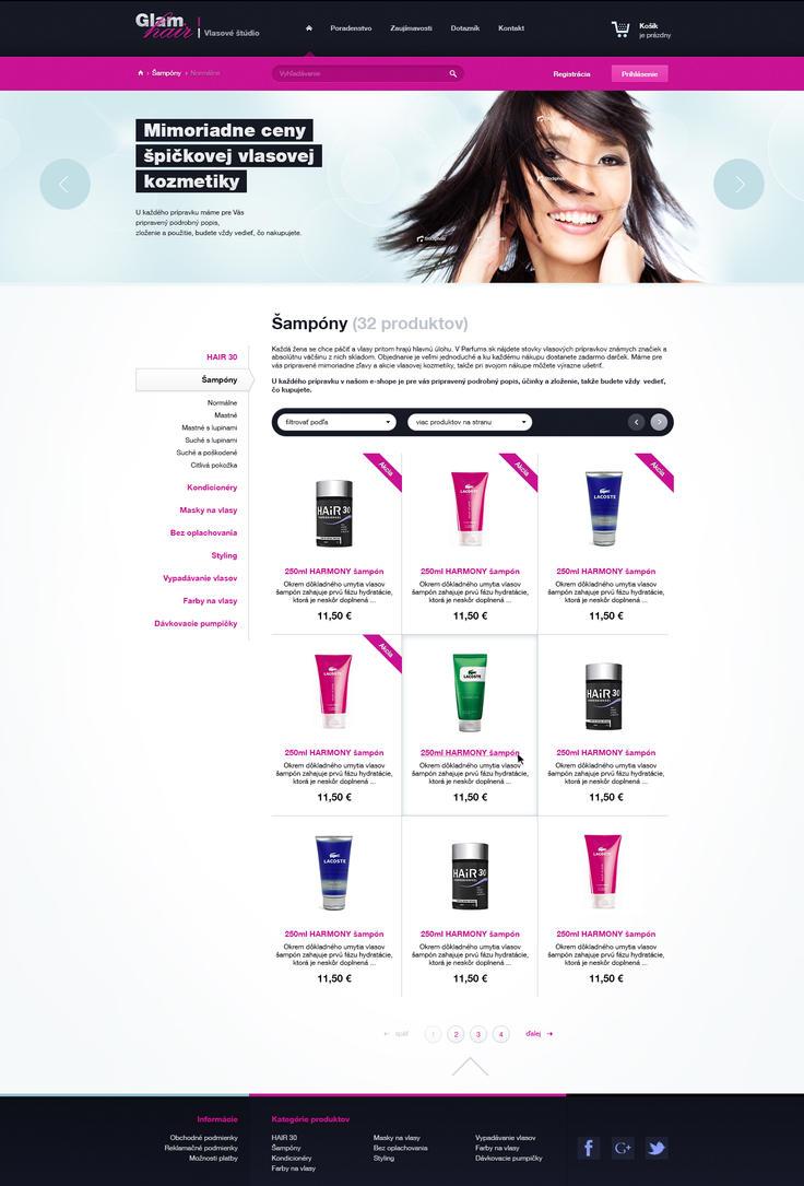 Hair studio by TomasDolezal
