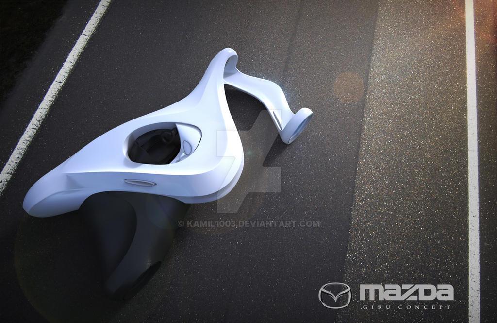 Mazda Giru concept by Kamil1003