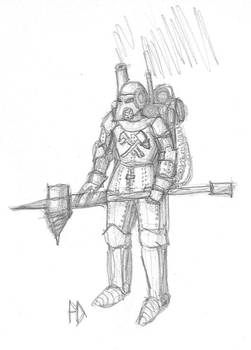 Worker Knight