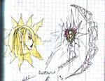 High School Notes Sketch 2