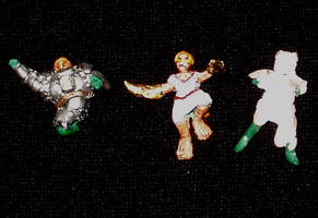 My Old WHFB miniatures.