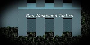 Gas Wasteland Tactics logo