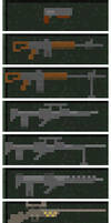 Fallout Mod Weapons