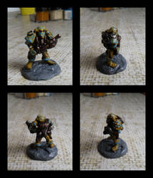 Wh40k Rogue Trader Imperial Fist C100 by ForgottenDemigod
