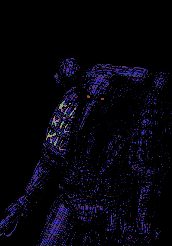 Oldschool Rogue Trader Space Marine 2.0