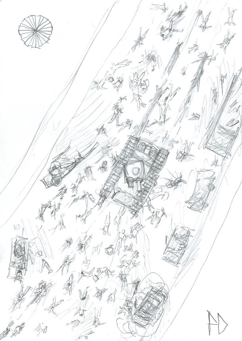 Panzermassacre