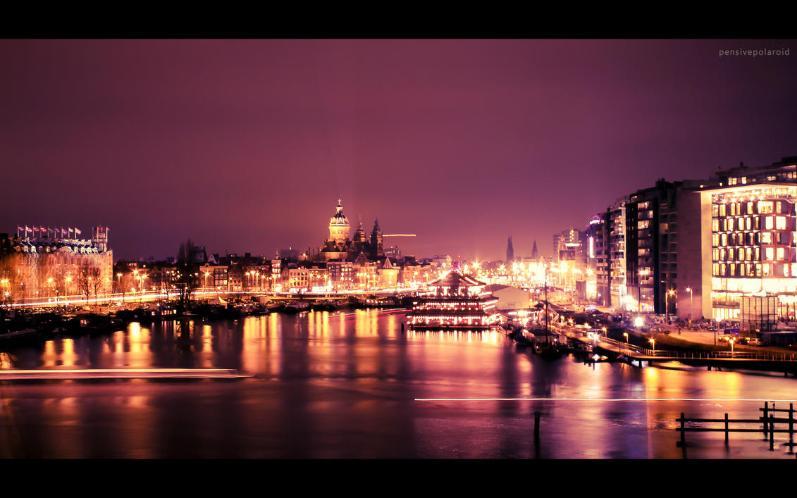 Amsterdam - City Lights by siddhartha19