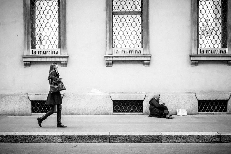 Faces of Milan by siddhartha19