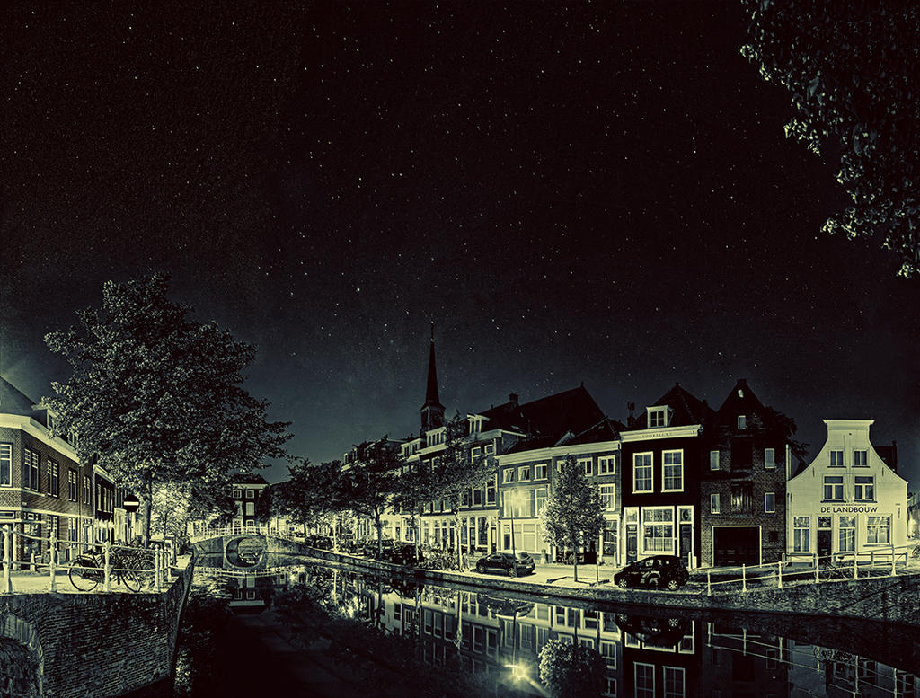 Delft Dreamscapes by siddhartha19
