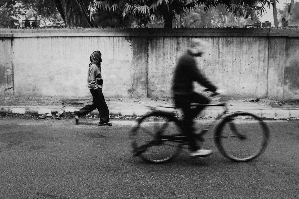 Blurry Hurry by siddhartha19