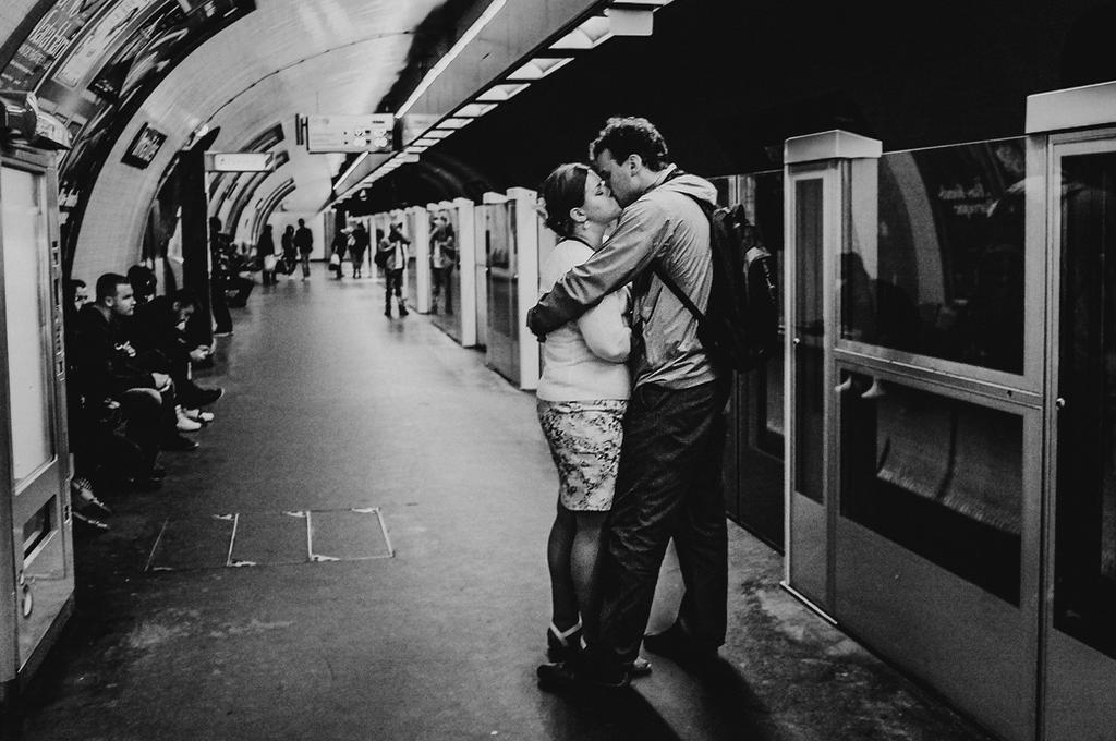 Paris in transit #27 by siddhartha19