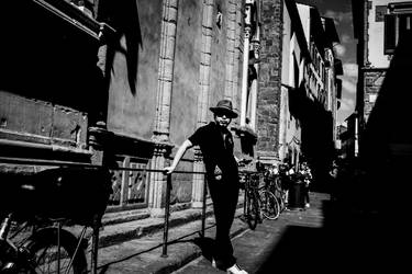 Chiaroscuro #23 - Shadow Man