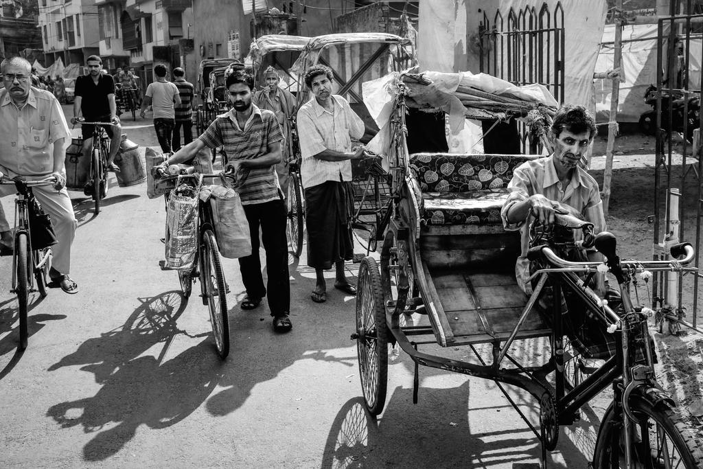 Kolkata #6 - Wheels by siddhartha19