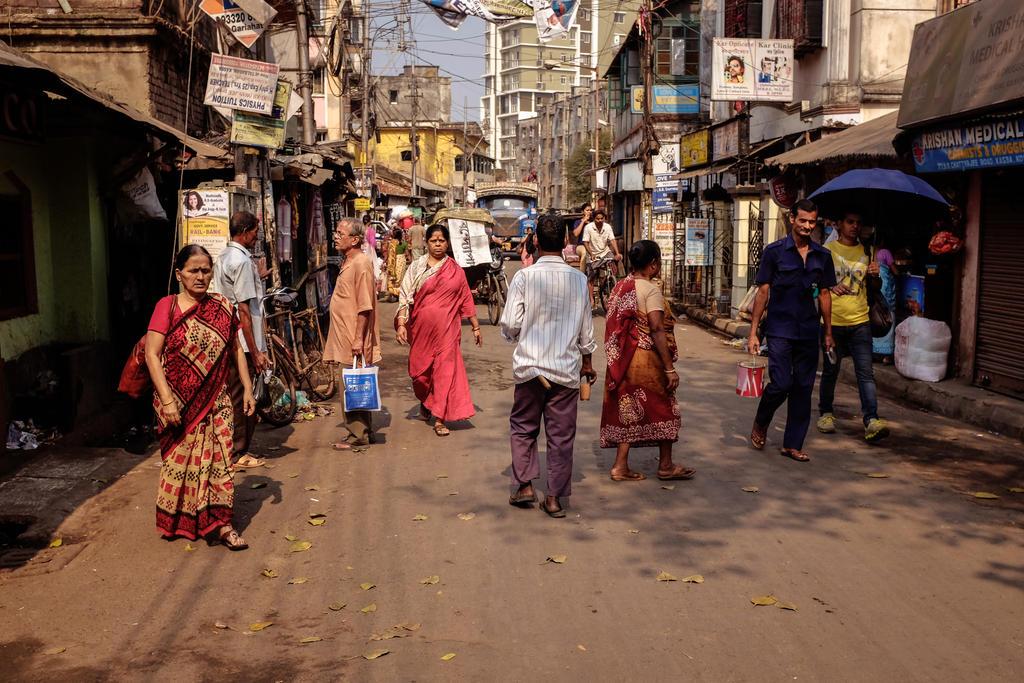Kolkata #7 - All the world's a stage by siddhartha19