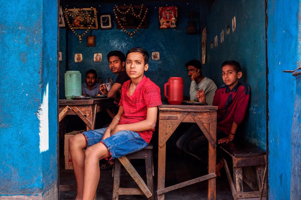 Kolkata #8 - Breakfast of Champions by siddhartha19