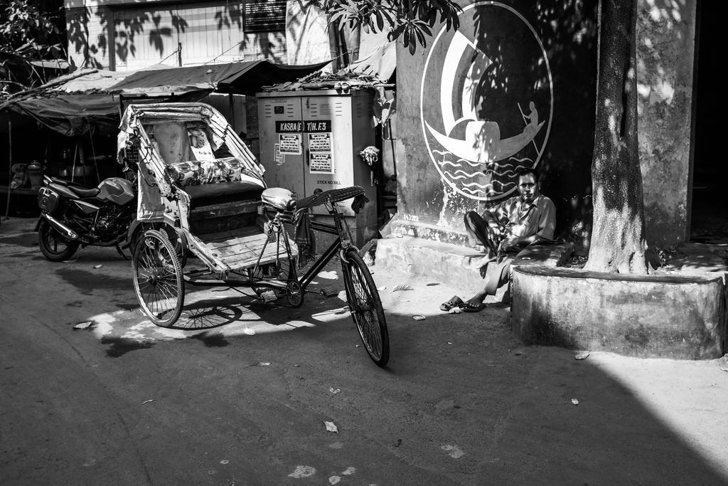 Kolkata #10 - First Light by siddhartha19