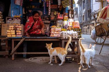 Kolkata #13 - Customers