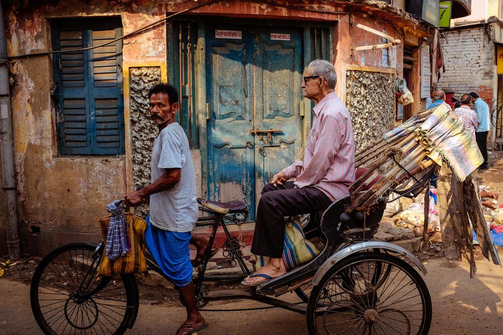 Kolkata #14 - Line of sight by siddhartha19
