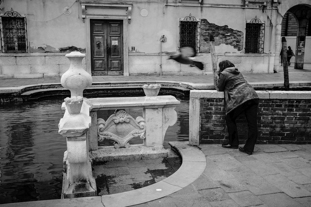 Venice #2 - Motion and stillness by siddhartha19